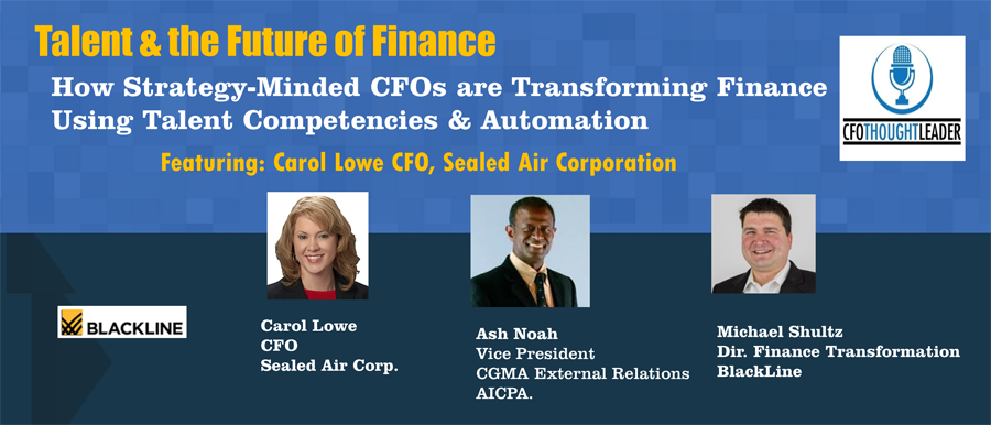 How Strategy-Minded CFOs are Transforming Finance Using New Talent ...
